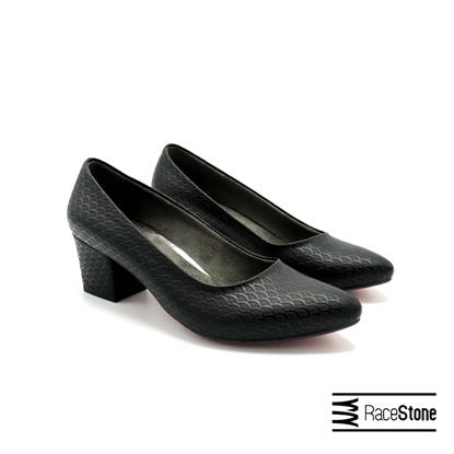 Picture of Women's leather shoes, black