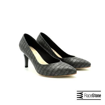 Picture of Women's Majlisi leather shoes, gray