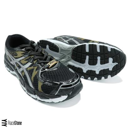 Picture of Men's black gold sneakers